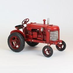 Model, traktor