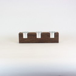 Woodblock 2, Lysestage af Ulrich & Christensen
