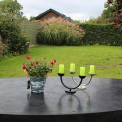 Stilling Design - 2 Armed Candleholder