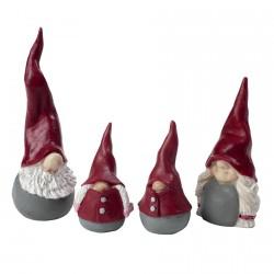 Santa High hat family set