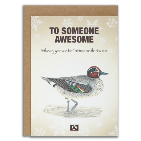 TO SOMEONE AWESOME
