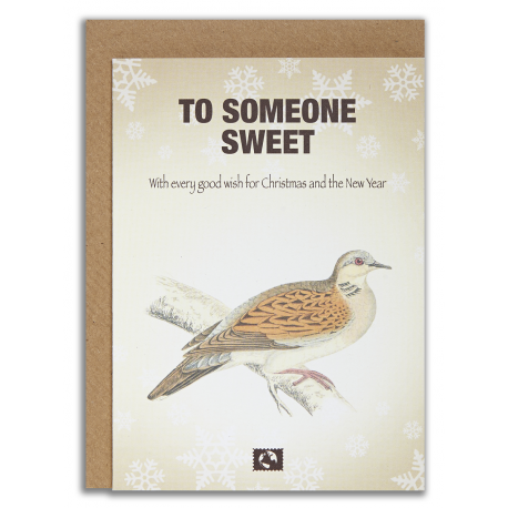 TO SOMEONE SWEET