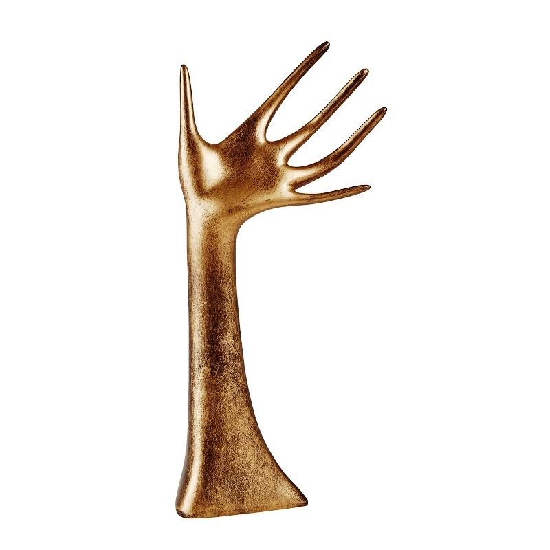5a3ffb32f72 Figur udformet som hånd, Hvid - Køb nu