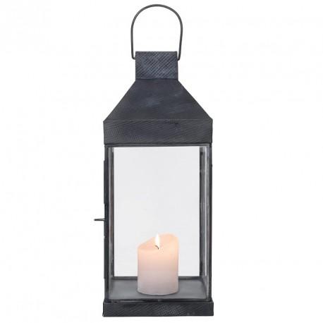 Lanterne, sort antique look